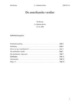 SRO om det amerikanske valgsystem | Engelsk A og Samfundsfag A