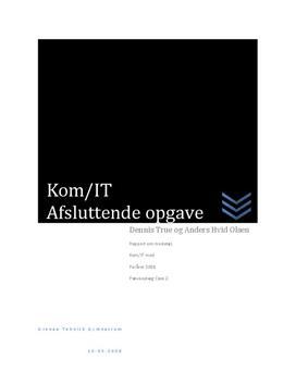 KOM/IT Rapport