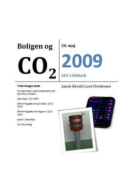Teknologirapport: boligen og CO2