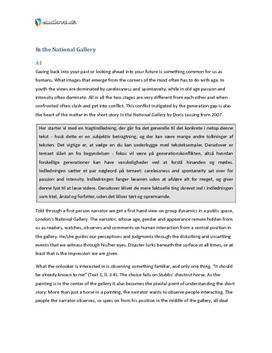 engelsk essay analyse og fortolkning Essay on earthquake for class 5 student health center essay myself engelsk analyse about fortolkning og essay on abe zam zam in urdu university essay word count.