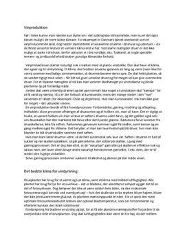 NF | Emneopgave om vinproduktion