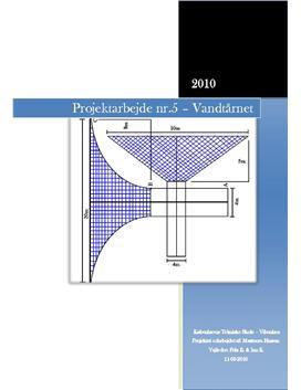 Vandtårn - Projektopgave i Matematik