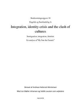 SRO: Immigration, Integration og identitet i Engelsk og Samfundsfag