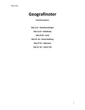 Noter til Alverdens Geografi