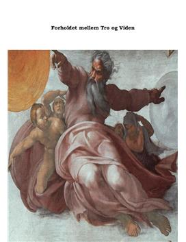 Konflikten mellem tro og videnskab | Noter til Religion