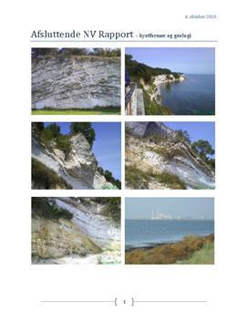 NV-Rapport - Stevns Klint - Geologi