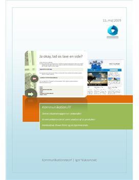 Kommunikation/IT eksamen