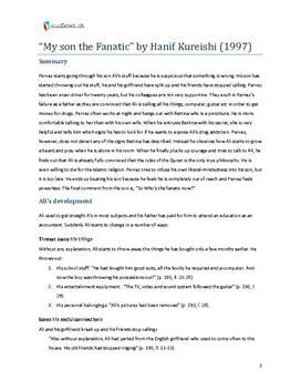 Write Essay My Son