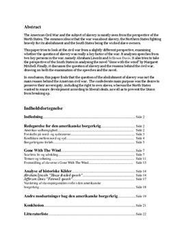 Hvordan analysere man en engelsk essay