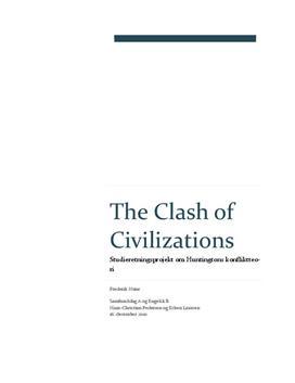 SRP om Clash of Civilizations i Engelsk og Samfundsfag