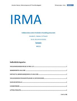 Irma | Erhvervscase