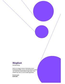 Fremstilling af Bioplast