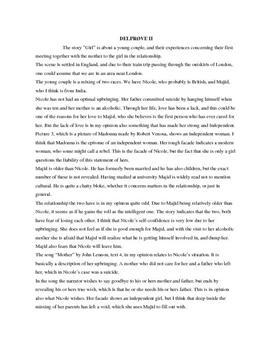 The black album hanif kureishi characterization essay