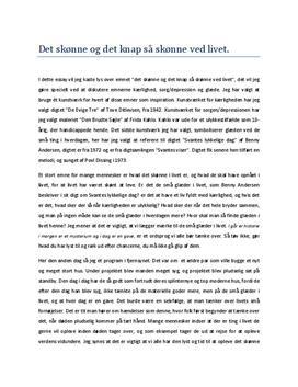 hvordan skriver jeg et engelsk essay