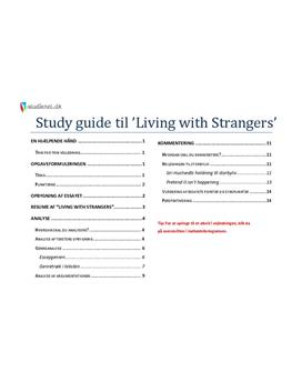living with strangers There is much to complement in living with strangers it shifts the historical border focus from canadian-united states national studies by uncovering northern.