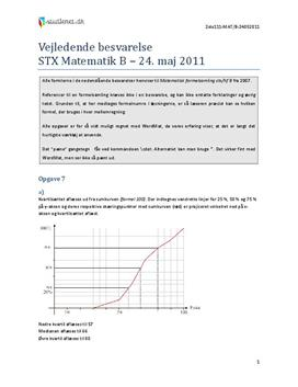 matematik b stx