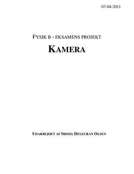 Eftervisning af linseformlen | Fysik B