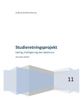 SRO: Læring, intelligens og den sociale arv