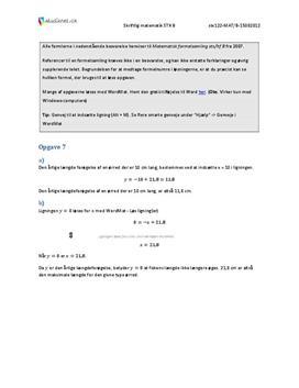 studentereksamen matematik b 2013