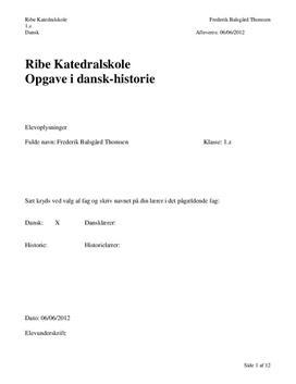eksistentialisme dansk