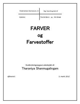 fysik og kemi Frederikshavn