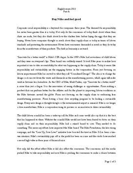 children of men critical essay