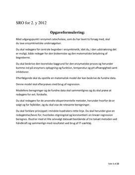 dansk metode opgave Hvad er 'dansk' i en opgave det danskfaglige er anvendelsen af fagets grundlæggende metoder: en analyse og eventuelt en fortolkning af et konkret tekstmateriale og en perspektivering til materialets kulturelle og samfundsmæssige sammenhæng tekstmaterialet kan vælges inden for såvel fiktive (fx lyrik, prosa og.