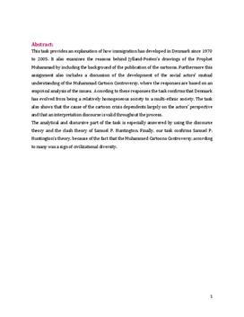SRP om Muhammedkrisen og ytringsfrihed