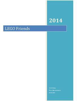 Analyse af Lego Friends & målgrupper