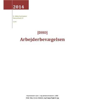 """DHO om """"Fra Burmeister og Wains jernstøberi"""""""