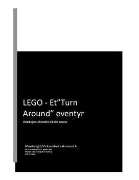Analyse af vækststrategierne hos LEGO