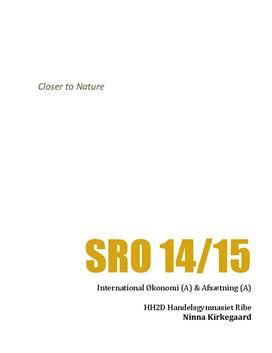 SRO om Arla Foods og Tysklands økonomi