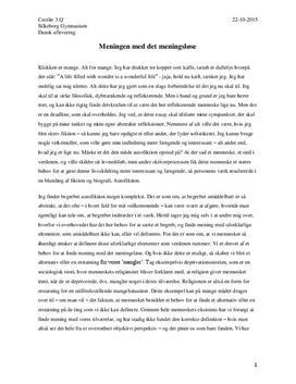 Essay om autofiktion