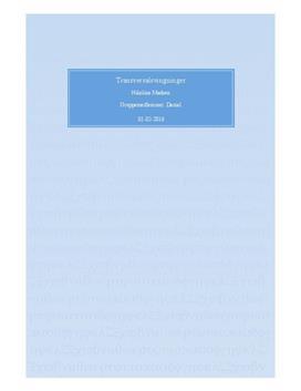 Transversalsvingninger | Rapport | Fysik C