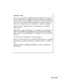 SOP: Menneskerettigheder og RSA-kryptering i Idéhistorie B og Matematik A