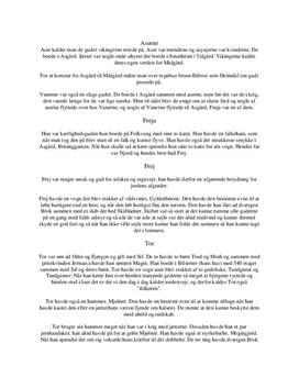 Oversigt over nordiske guder | Noter