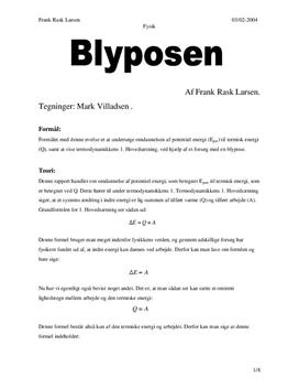 fysik journal