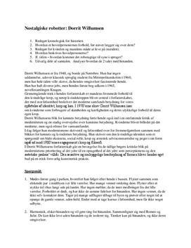 spørgsmål til dansk eksamen