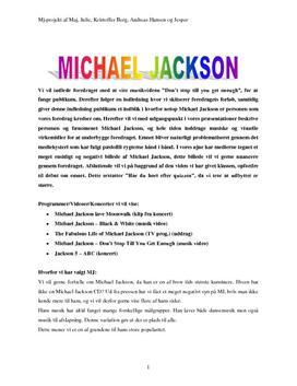 Michael Jackson | Musik C