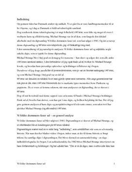kort biografi michael strunge