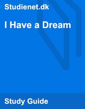 i have a dream speech rhetorical analysis