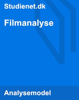 Filmanalyse | Model & Vejledning
