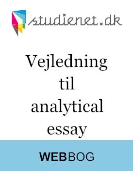 skriv en god indledning essay