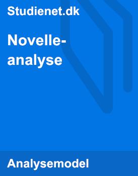 Novelleanalyse | Model & Vejledning