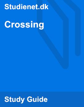 crossing engelsk essay studieportalen