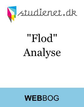 flod af simon fruelund analyse
