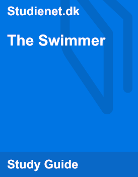 the swimmer sj butler essay
