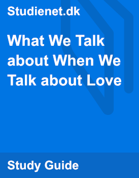 what we talk about when we talk about love criticism