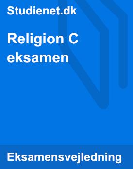 Religion C mundtlig eksamen på STX