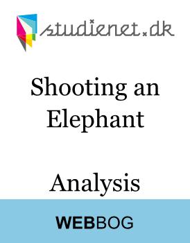 killing an elephant analysis